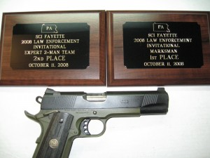2008 Awards and CQB